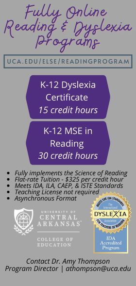UCA Reading Program