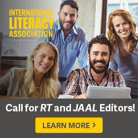 RT and JAAL Call for Editors