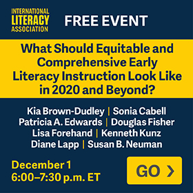 Literacy Instruction: 2020 and Beyond