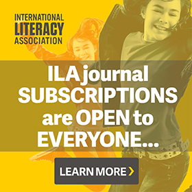Subscribe to ILA Journals