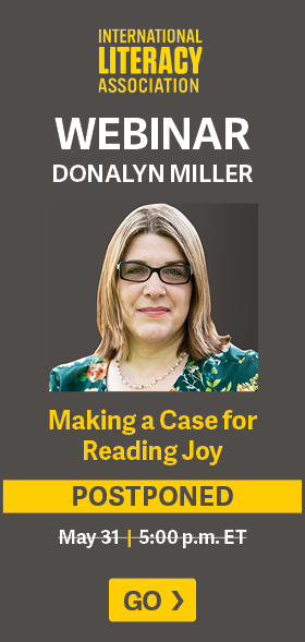 Making a Case for Reading Joy