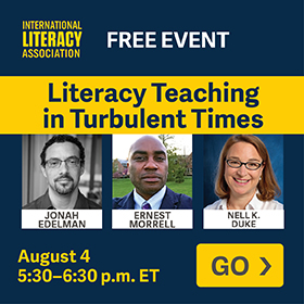 Literacy Teaching in Turbulent Times