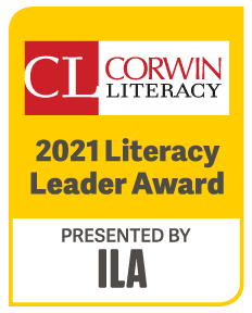 Corwin Literacy Leader Award
