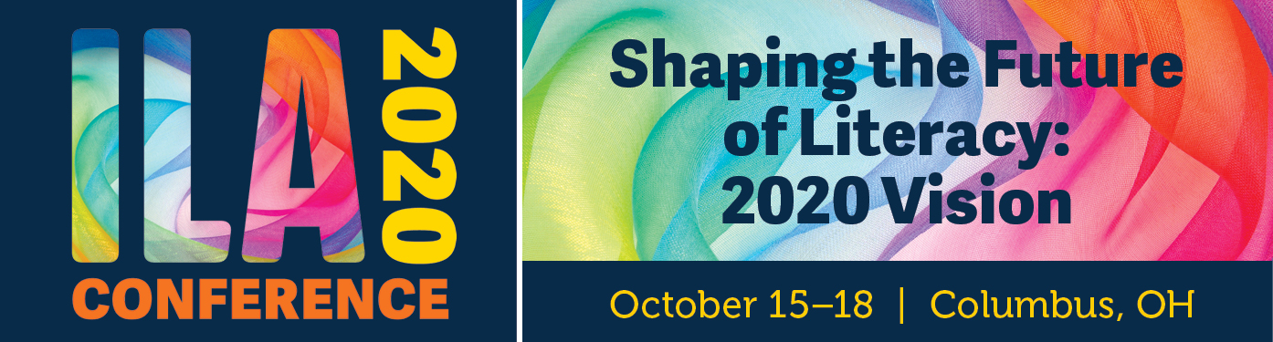 ILA 2020 Conference, October 15-18, 2020, Columbus, OH, US