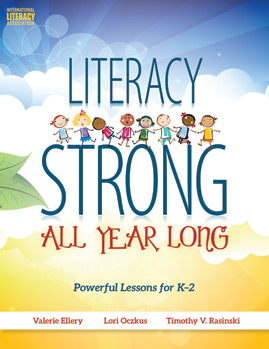 Literacy Strong All Year Long