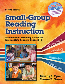 Small-Group Reading Instruction: Differentiated Teaching Models for Intermediate Readers, Grades 3–8