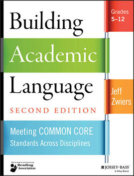 Building Academic Language: Meeting Common Core Standards Across Disciplines