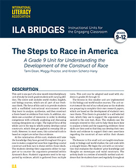 The Steps to Race in America
