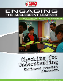 Checking for Understanding - Continuous Formative Assessment