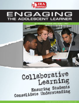 Collaborative Learning - Ensuring Students Consolidate Understanding