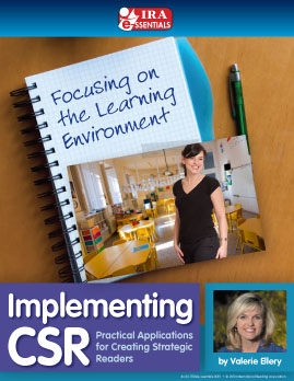 Focusing on the Learning Environment
