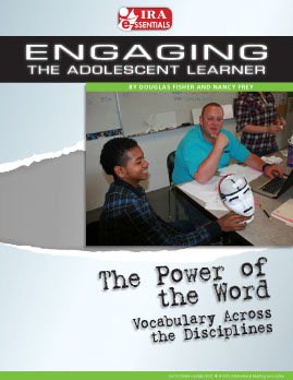 The Power of the Word - Vocabulary Across the Disciplines