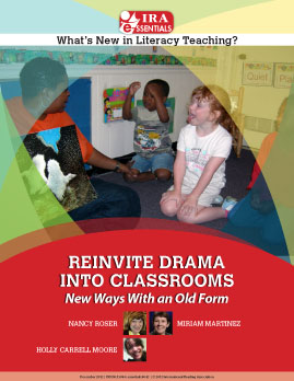 Reinvite Drama Into Classrooms - New Ways With an Old Form