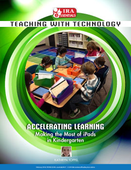 Accelerating Learning - Making the Most of iPads in Kindergarten