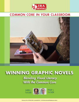 Winning Graphic Novels - Blending Visual Literacy With the Common Core