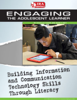 Building Information and Communication Technology Skills Through Literacy