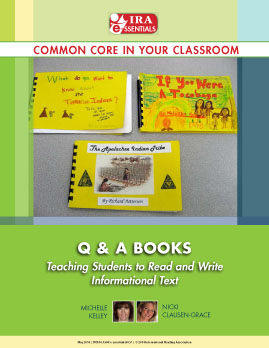 Q & A Books - Teaching Students to Read and Write Informational Text