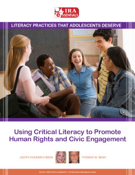 Using Critical Literacy to Promote Human Rights and Civic Engagement