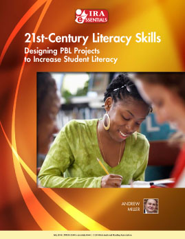 Designing PBL Projects to Increase Student Literacy