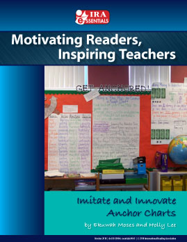 Imitate and Innovate Anchor Charts