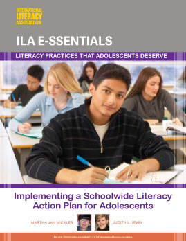 Implementing a Schoolwide Literacy Action Plan for Adolescents
