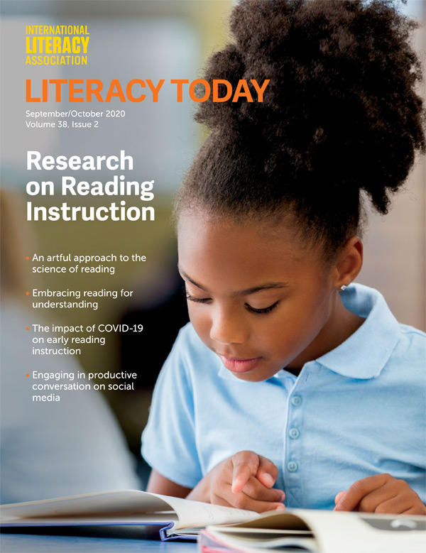 Literacy Today - September/October 2020