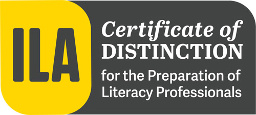 ILA Certificate of Distinction