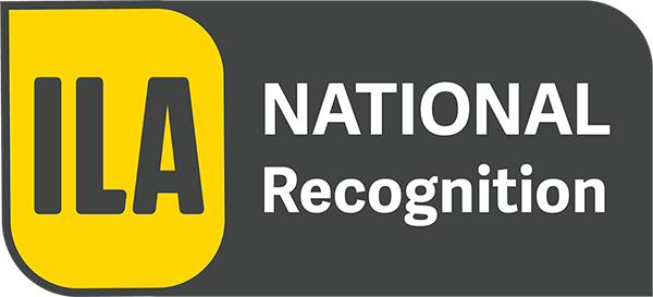 ILA National Recognition