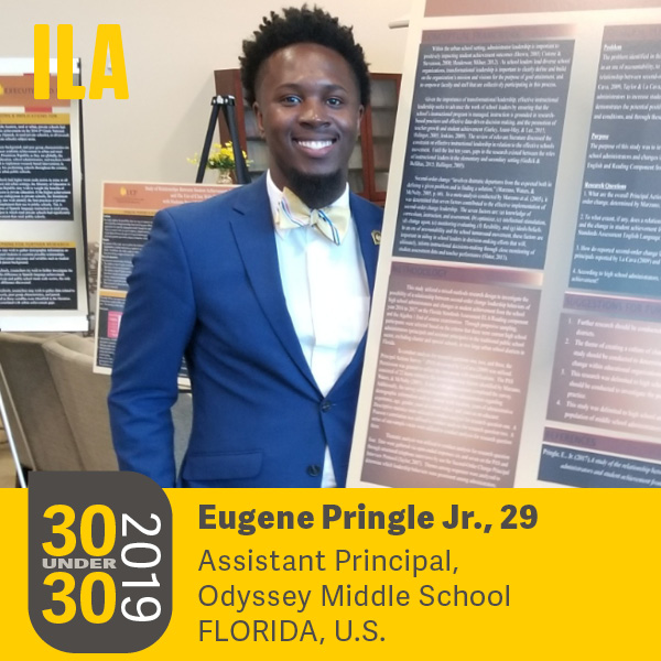 Eugene Pringle Jr.