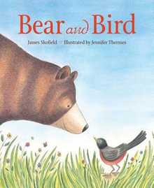 bear and bird cover