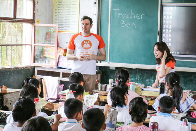 Bringing Access to Books to Rural Areas of China