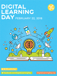Digital learning day logo #2
