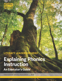 Explaining Phonics Instruction