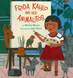 Frida Kahlo and ;her Animalitos