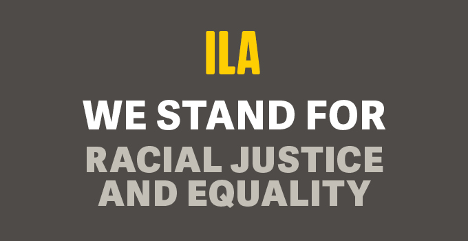 We Stand for Racial Justice