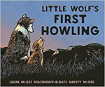 Little Wolf's First Howling Lesson