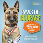 paw of courage