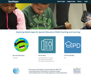 Using Literacy Apps in Special Education