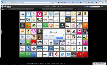 Symbaloo on Reading Today Online