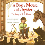 The Boy, a Mouse, and a Spider