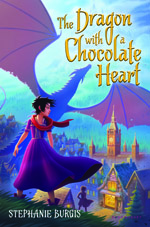 The Dragon With a Chocolate Heart