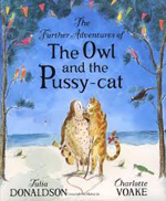 the further adventues of the owl and pussy-cat