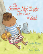 the summer nick his cats to read