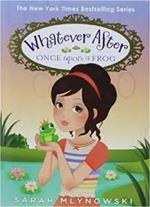 whatever after once upon a frog