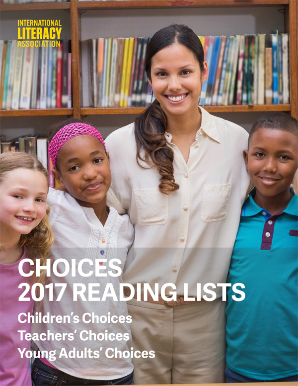 2017 Choices reading lists booklet