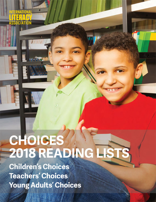 2018 Choices reading lists booklet