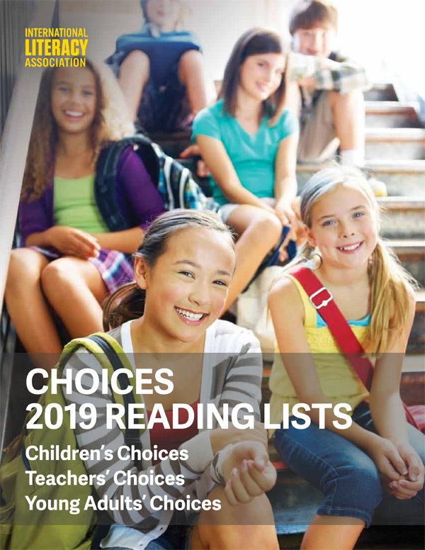 2019 Choices reading lists booklet