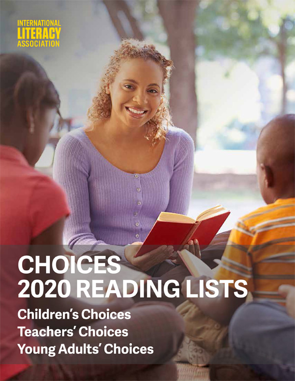 2020 Choices Reading Lists booklet