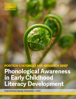 Phonological Awareness and Early Literacy