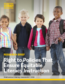 Policies That Ensure Equitable Literacy Instruction